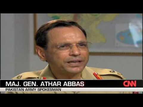 Pakistan says Taliban leader will talk to U. S.