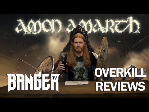 AMON AMARTH - Berserker Album Review | Overkill Reviews