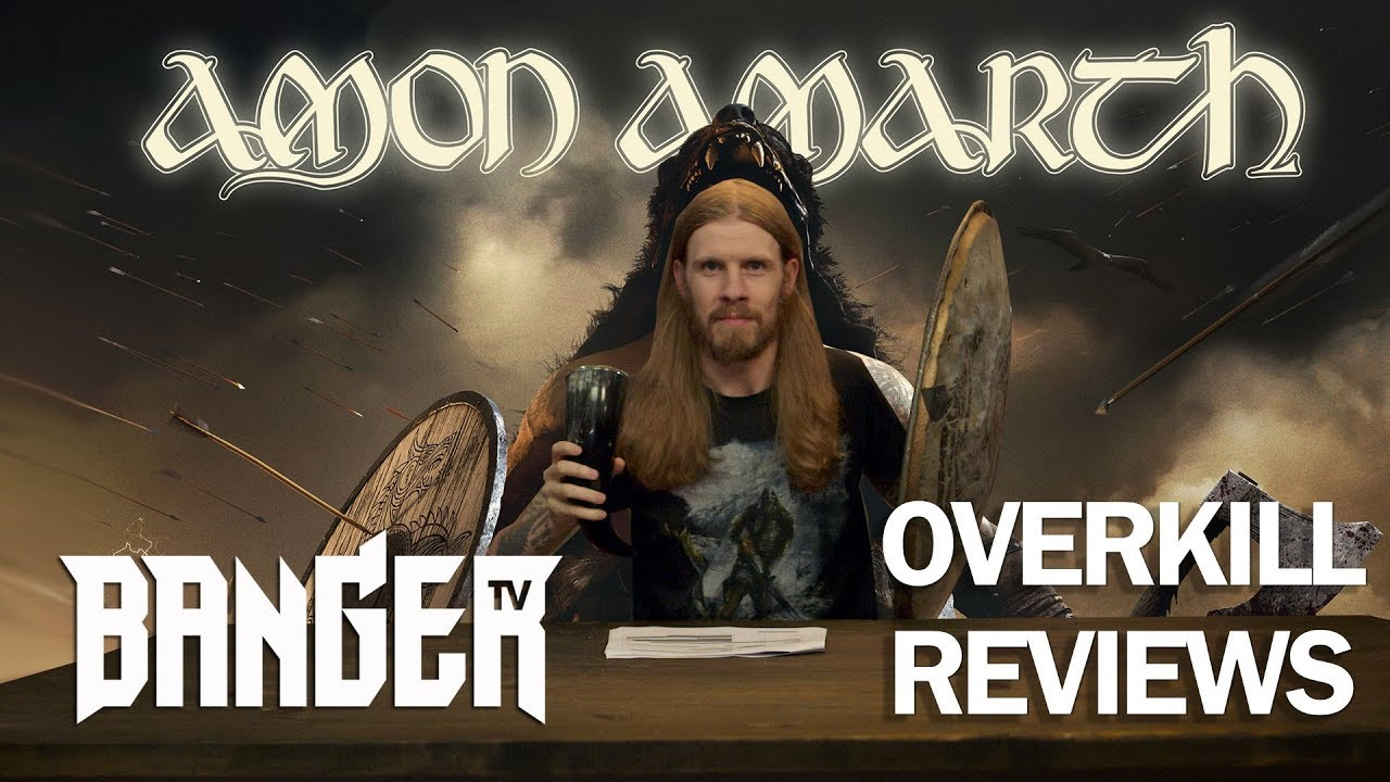 AMON AMARTH – Berserker Album Review | Overkill Reviews episode thumbnail