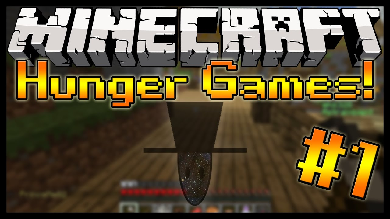 how to play hunger games on minecraft