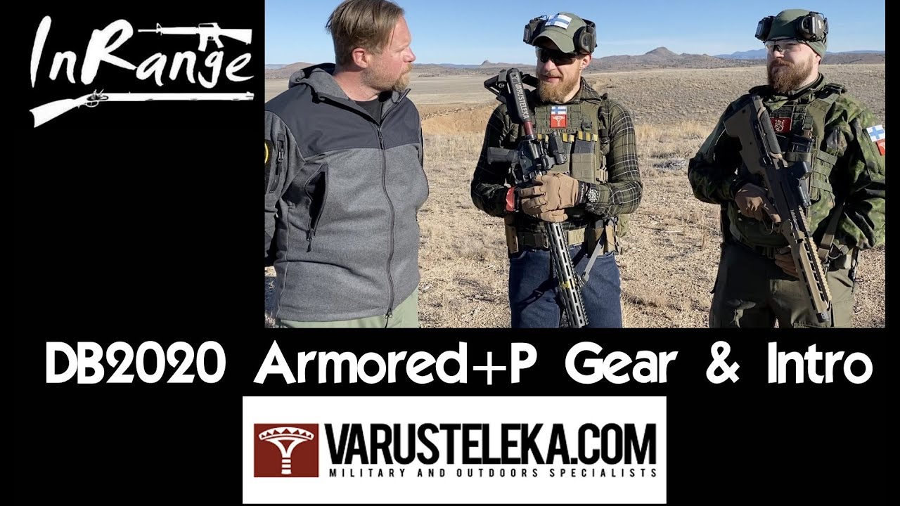 Desert Brutality 2020 - Armored+P Gear Intro w/Varusteleka