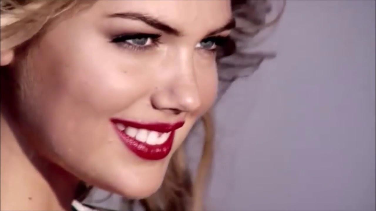 Kate upton at a photo shoot playing a lustful girl - 4k kate upton ...