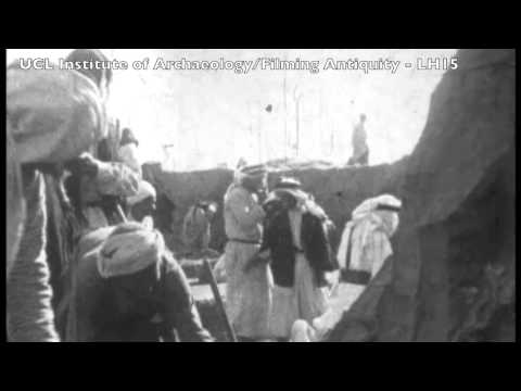 Gerald Lankester Harding: life and excavations in 1930s Mandate Palestine