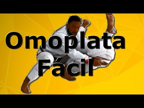 Jiu Jitsu - Aprenda a Omoplata Mais Fácil