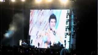 [Saya Cinta Pada Mu] 王力宏 Lee Hom 火力全开Music-Man II Malaysia 2012