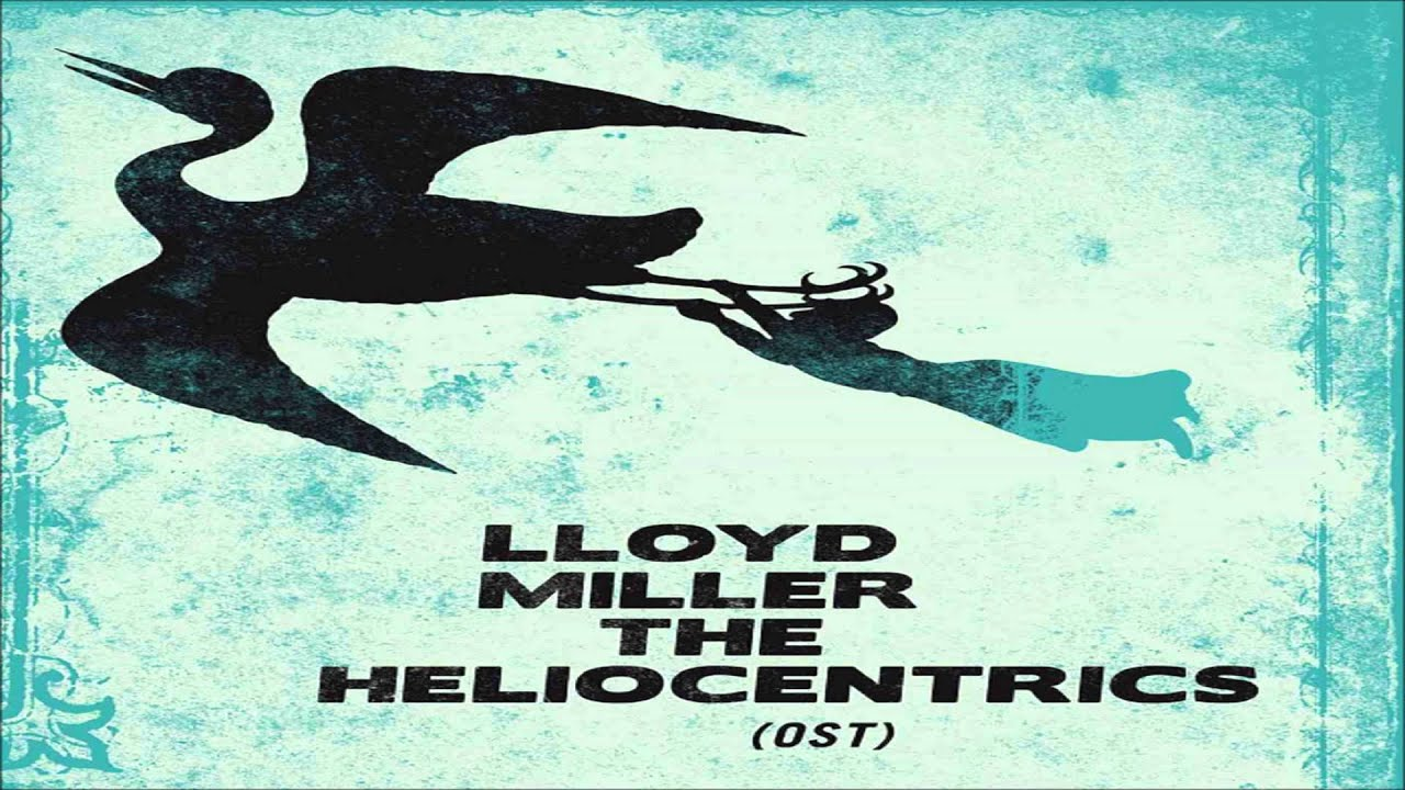 Lloyd Miller & the Heliocentrics - Nava