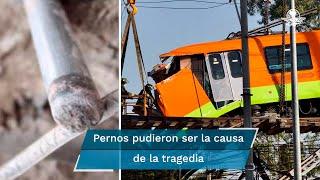El Ingeniero Francisco García Álvarez, expresidente de la Sociedad Mexicana de la Ingeniería Estructural detalló el funcionamiento de los pernos en la construcción de la línea 12