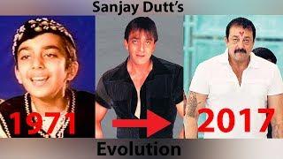 Sanjay Dutt Evolution 1981-2018 | Sanju 2018 | Biography |