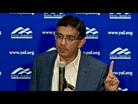 Ladder Vs. Rope - Difference Between Liberals & Conservatives - Dinesh D'Souza