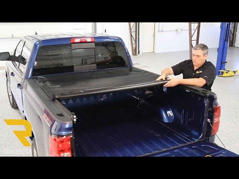 How to Install American Soft Rolling Tonneau Cover
