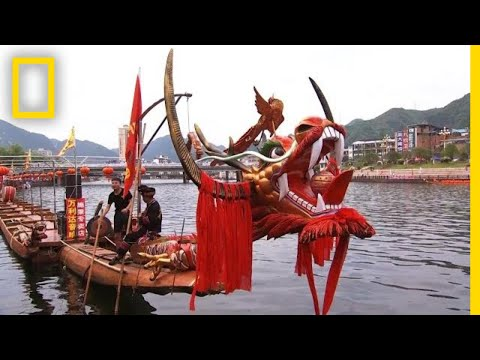 Dragon Boat Races Celebrate China's Ancient Past | National Geographic