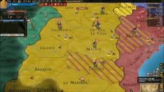 Aragon: Castille defence/attack strategy tutorial 2/3