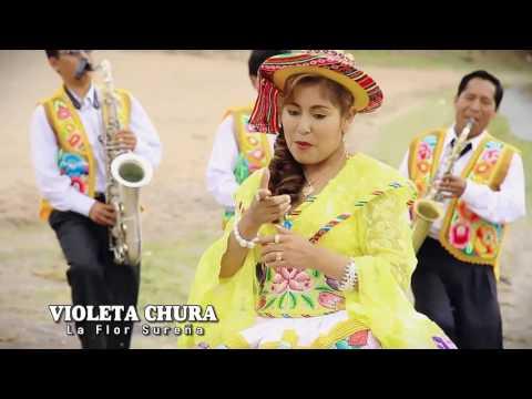 MIX VIOLETA CHURA - LO MEJOR CANCIONES 2009-2017