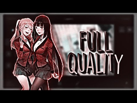 How to get good quality in amvs || video star tutorial