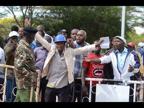 The plight of Ekeza sacco members