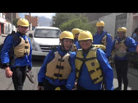 Rafting Chili River Arequipa -Peru Part 1.