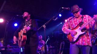 """""""Saddle"""" Paul Cauthen with Cody Jinks at Belly Up Solana Beach"""