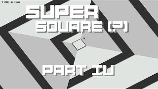 Playing Super Hexagon