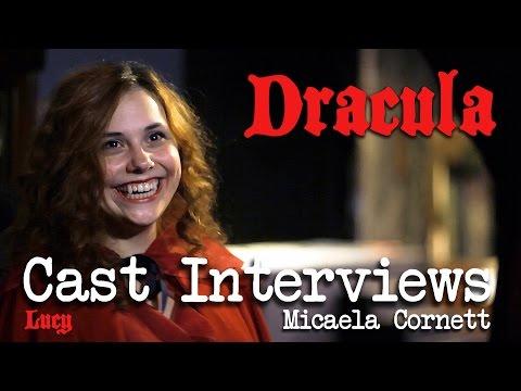 Dracula Cast Interviews: Micaela Cornett