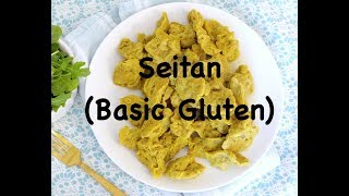 Make Your Own Veggie Meat (Seitan/Gluten)