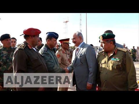 Libya's warring factions to meet in Tunisia