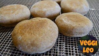 Schnelle Pfannen-Brötchen | Brötchen backen ohne Ofen