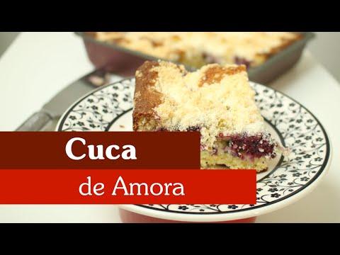 COMO FAZER CUCA DE AMORA