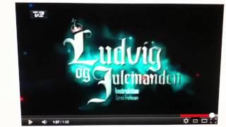 Ludvig og julemanden parody