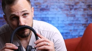 Audio Technica ATH-SR5BT Bluetooth On Ear Hi-Res Headset