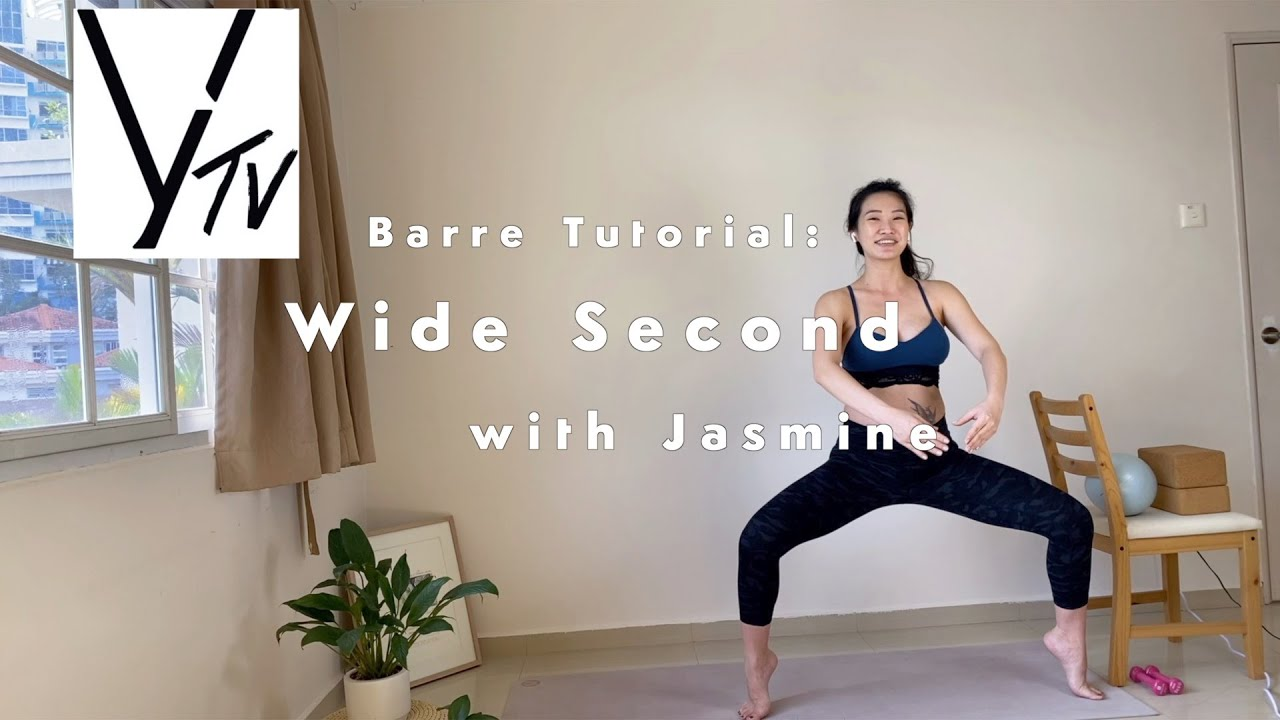 Barre Tutorial with Jasmine: Second position