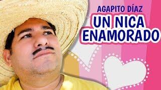 Agapito Díaz - Poema de un Nicaragüense enamorado - JR INN