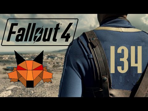 Let's Play Fallout 4 [PC/Blind/1080P/60FPS] Part 134 - Lynn Woods