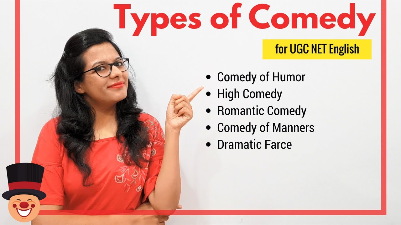Different Types Of Comedy
