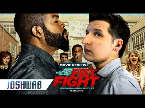 Fist Fight 2017 Movie Review