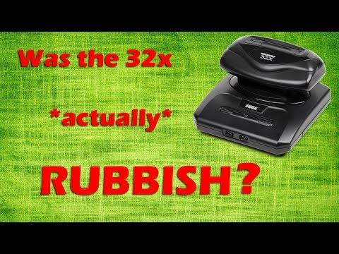 Was Sega's 32x *Actually* Rubbish?