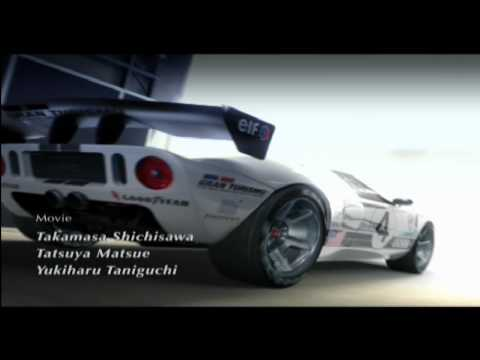 [ HD 1080 P] Gran Turismo 4 ( PAL ) Introduction
