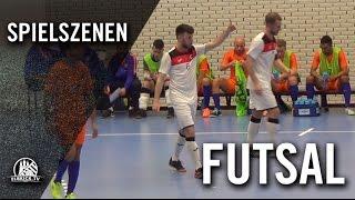 Niederlande - Hamburg Panthers (Testspiel) - Spielszenen | ELBKICK.TV