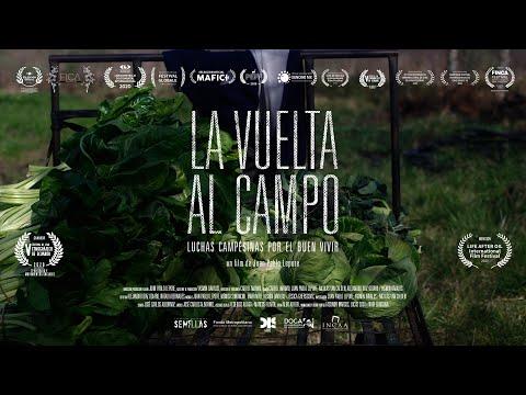 La Vuelta al Campo - tráiler / estreno 2020