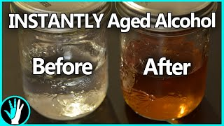 Instantly Age Alcohol - Ultrasonic Treatment