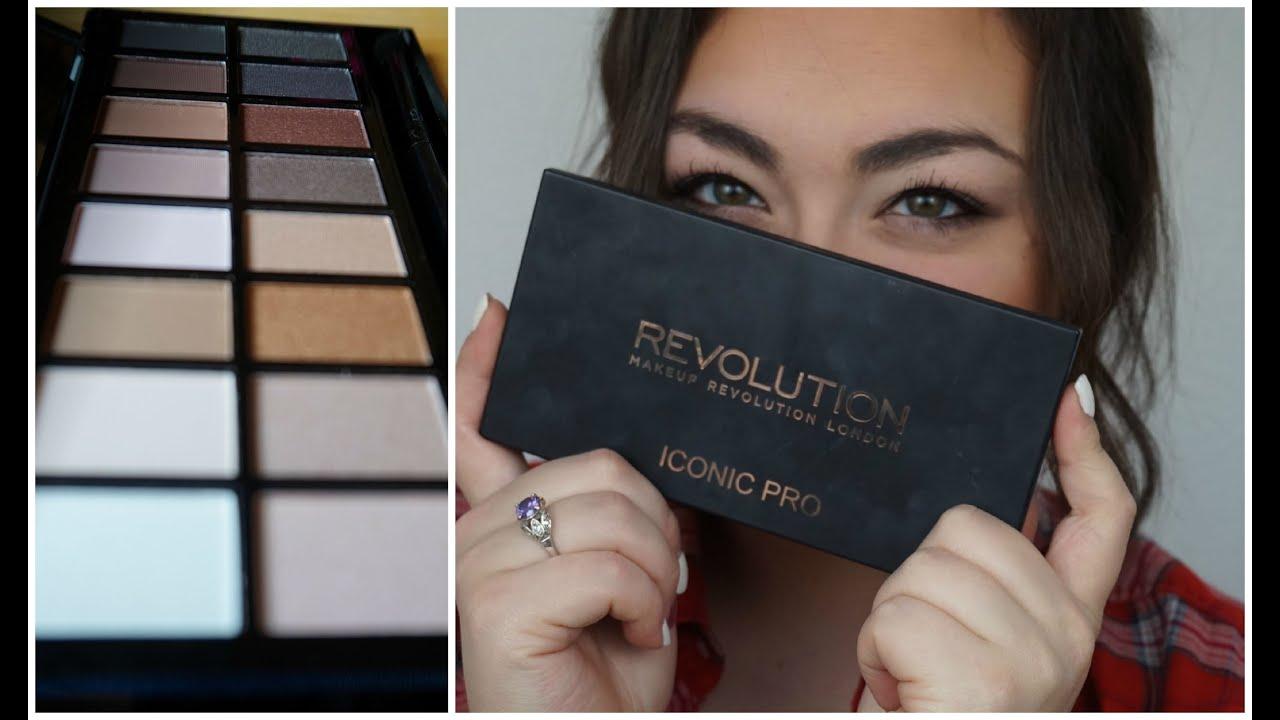 Makeup revolution iconic pro 1