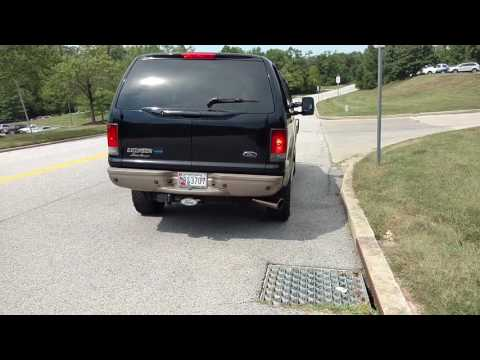 2005 Ford Excursion Aero Turbine Exhaust