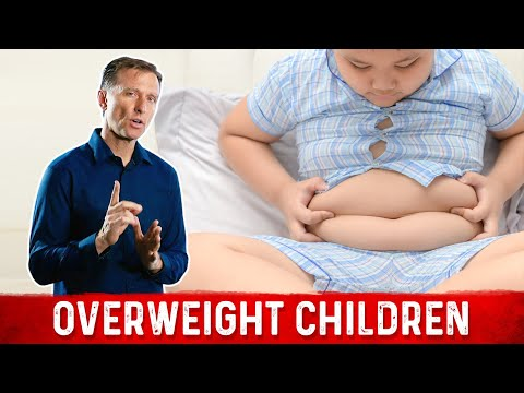 #1 Reason Why Your Kid is Overweight