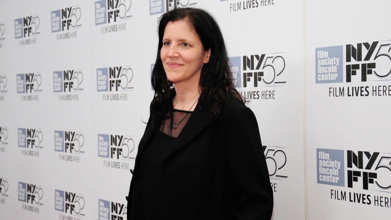 "NYFF52 ""Citizen Four"" Red Carpet | Laura Poitras"