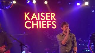 Golden Oldies - Kaiser Chiefs Live 2019 New Song from #39Duck#39