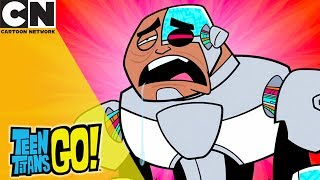 Teen Titans Go! | Sleep Fighting | Cartoon Network