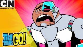 Teen Titans Go! | Sleep Fighting | Cartoon Network