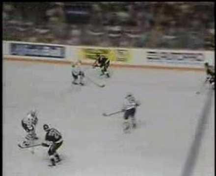 1993 NHL Conference Finals Kings Maple Leafs Playoffs