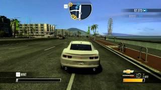 Driver: San Francisco - Driving a Chevrolet Camaro SS (HD)