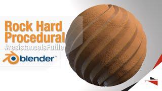 Blender Tutorial - Procedural Rock