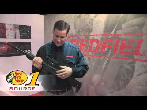 2014 SHOT Show: Redfield CounterStrike Tactical Rifle Scope